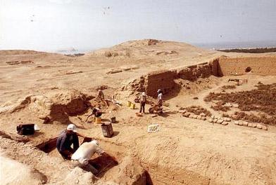 Inescrupulosos engañan a pobladores sobre titulación en zonas del Complejo Arqueologico Armatambo y la Zona Histórica Intangible del Morro Solar