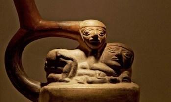 Cultura Mochica: Magia sexual en el Perú antiguo