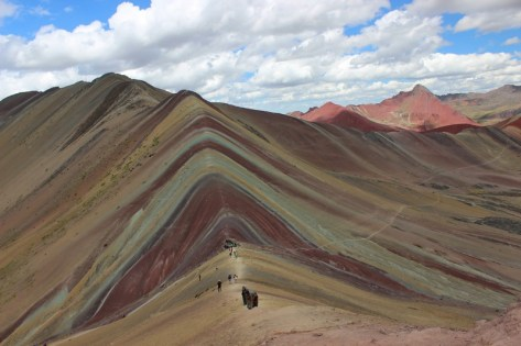 Rainbow Mountain may become Cusco's second-most important tourist destination