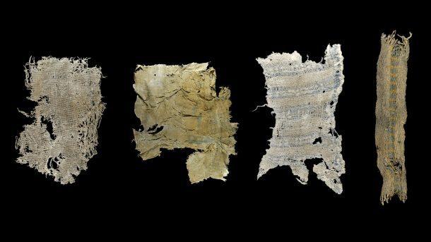 Huaca Prieta, la evidencia más antigua del mundo en el uso de índigo