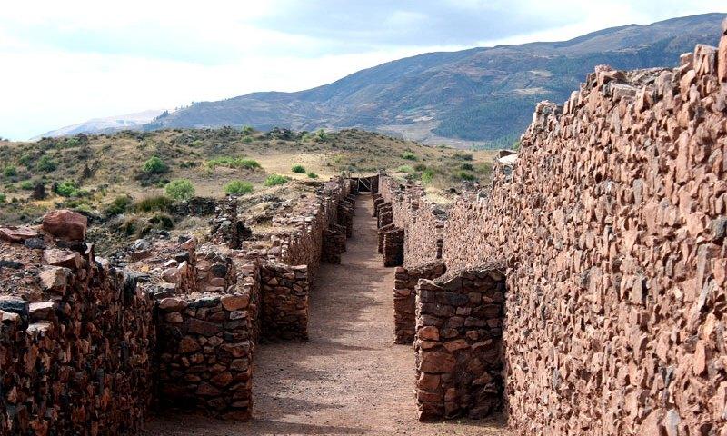 Pikillaqta, la ciudadela preínca Wari