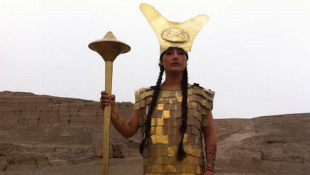"""La Señora de Cao: Una """"dama de hierro"""" en el Perú prehispánico – su descubrimiento"""