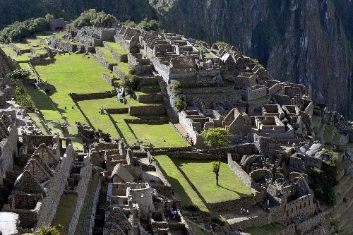 Machu Picchu visitors need two tickets for whole day's stay