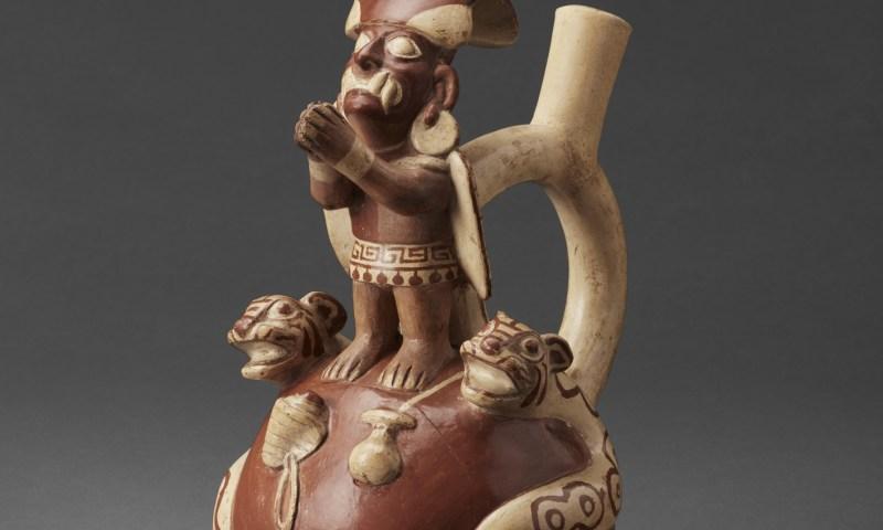 Arte Mochica, una muestra