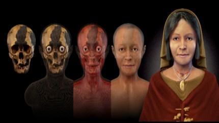 dama-4-tupus-aspero-caral-proceso-rostro