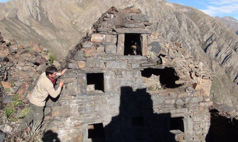 Huamanmarca: maravilla turística en la provincia de Yauyos