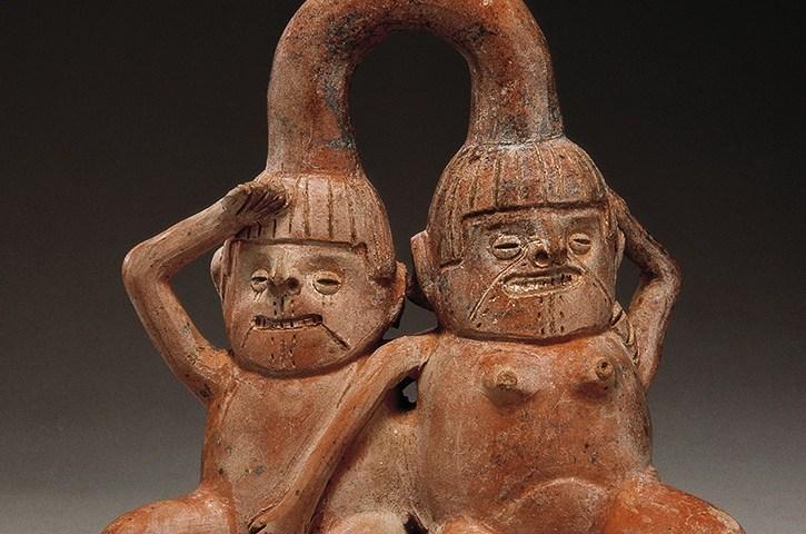 Clasificación de la cerámica erótica (huacos eróticos)  según Rafael Larco Hoyle