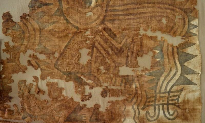 El Manto Pintado Paracas: El Legado de Engel