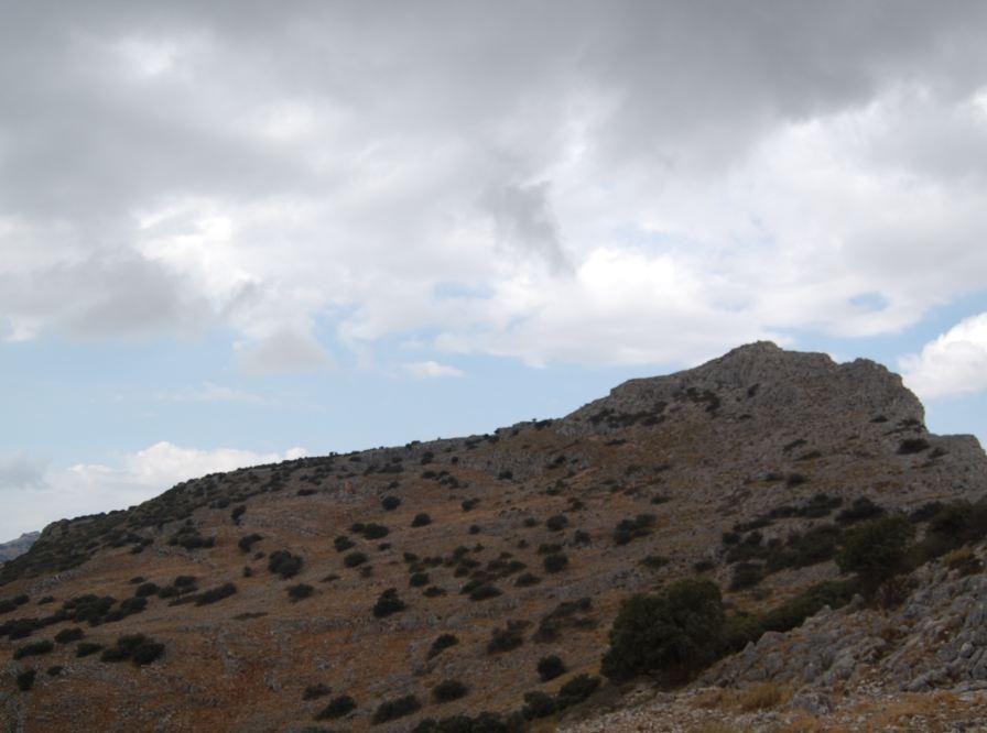 Vista oeste, Mella sur