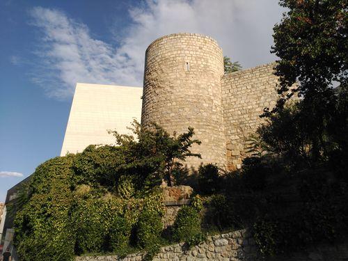 torre cilíndrica