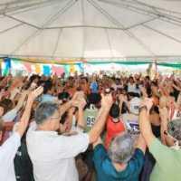 Festa da vida na igreja de FátimaNa foto:Foto:Tatiana Fortes, em:16.12.2012