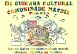 III Gincana - Matriz - site