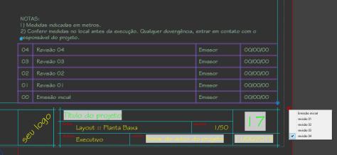 criação templates autocad
