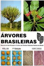Árvores Brasileiras - Volume 3