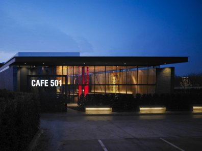 Café 501 - Elliott + Associates Architects