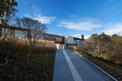 Genius Loci House - Bates Masi Architects