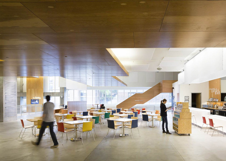 The Pershing Square Signature Center - Frank Gehry