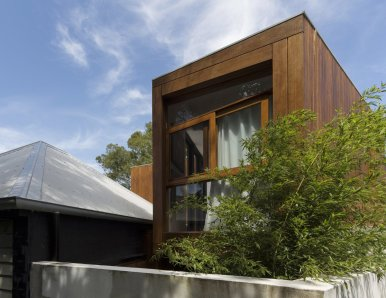 The Balmain House - Fox Johnston
