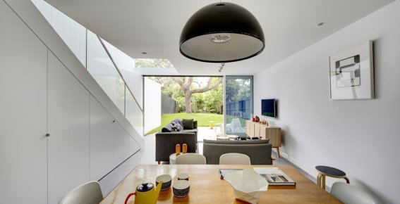 Cosgriff House - Christopher Polly Architect
