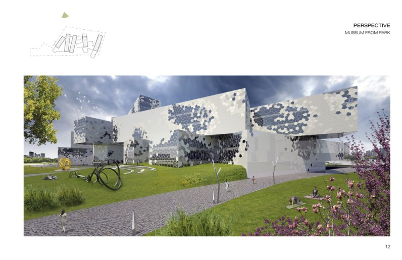 Taichung City Cultural Center - MU Architecture
