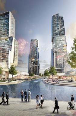 Yongjia World Trade Center - UNStudio