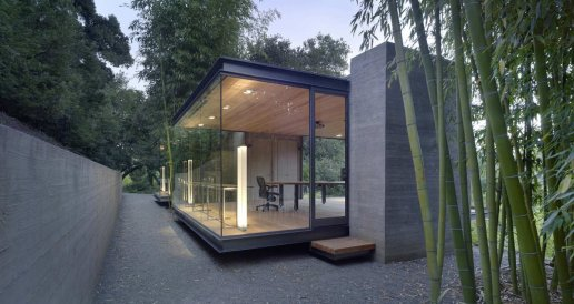 Tea Houses - Swatt Miers Architects