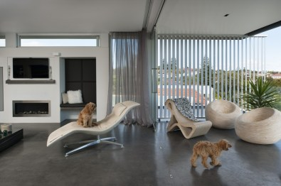K4 House - Bruce Stafford Architects