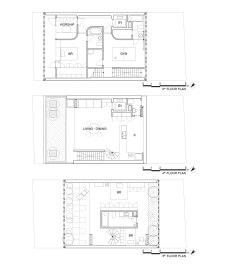Binh Thanh House - Vo Trong Nghia Architects + Sanuki + Nishizawa architects