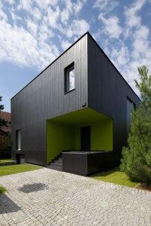 Black Cube House - KameleonLab