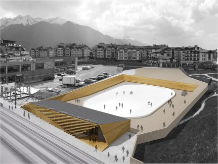 Ice Rink - OBIA