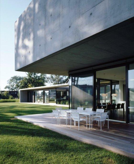 LK House - Dietrich Untertrifaller Architects