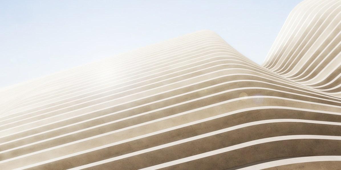 New Central Bank of Libya - Henning Larsen Architects