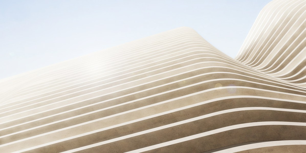 New Central Bank of Libya - Henning Larsen Architects