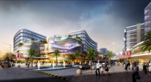 Hongqiao CBD - UA Studio 7 & Aedas