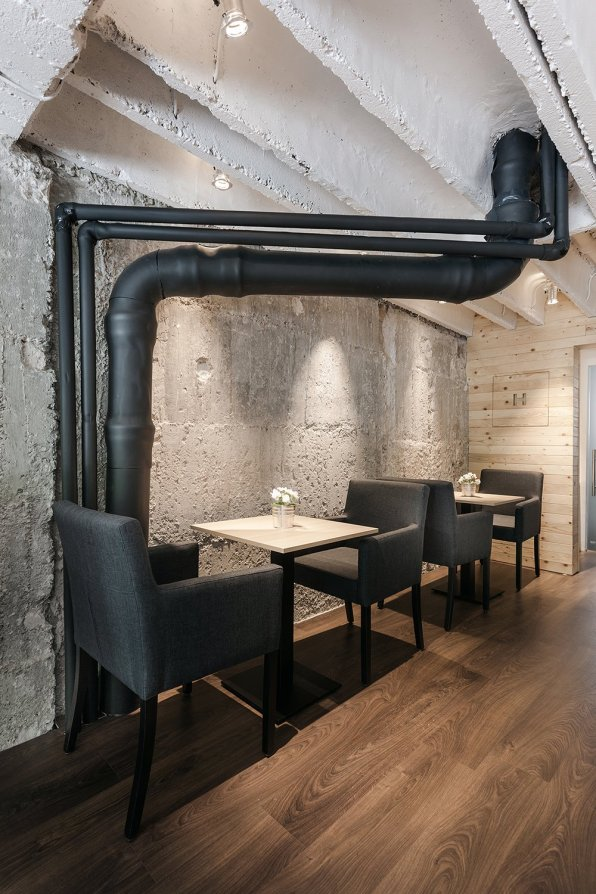 Stock Coffee - Arhitektura Budjevac