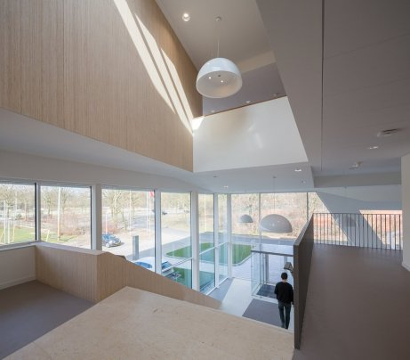 Fire Station Doetinchem - Bekkering Adams Architecte