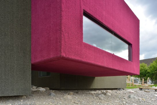 New Weiach Kindergarten - L3P Architekten