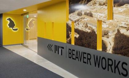 MIT Beaver Works - Merge Architects