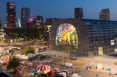 Markthal Rotterdam - MVRDV
