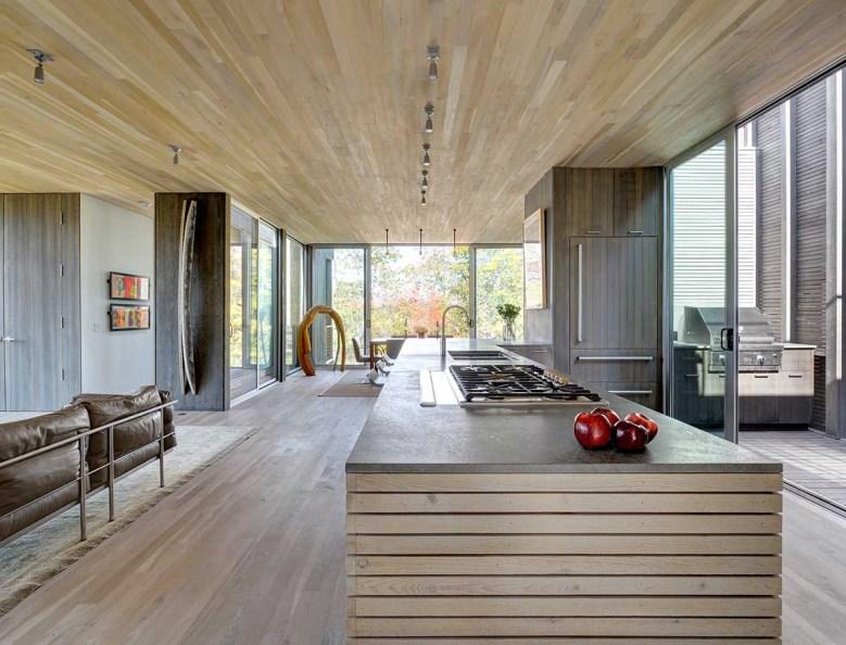 Northwest Harbor House - Bates Masi + Architects
