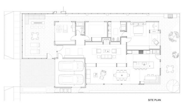 Westgate Residence - Kurt Krueger Architect