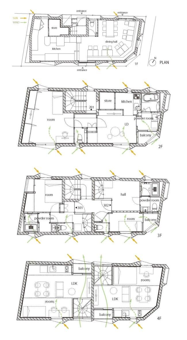Kuro Building - KINO Architects