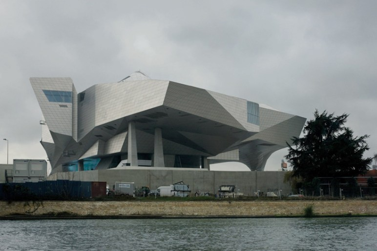 Musée des Confluences Lyon - Coop Himmelb(l)au