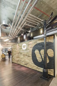 Warner Music UK HQ - Woods Bagot