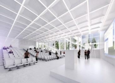 Ecole Polytechnique - Sou Fujimoto