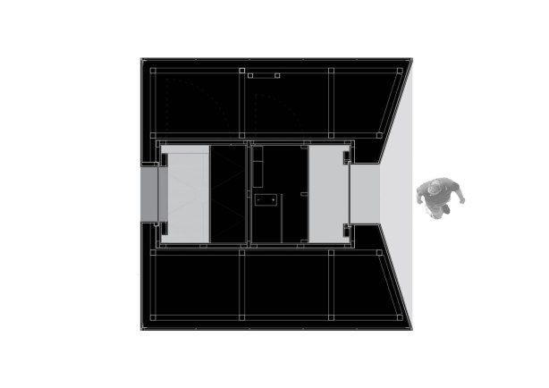 5CUBE Energy Pavilion - de Siún Scullion Architects