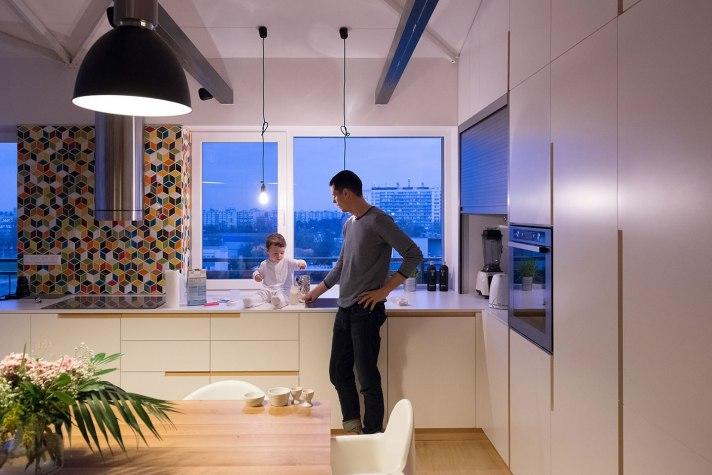 Loft in Bratislava - RULES architects