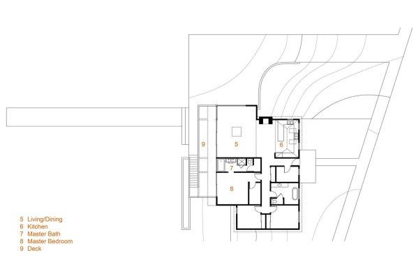 Morris House - Martin Fenlon Architecture