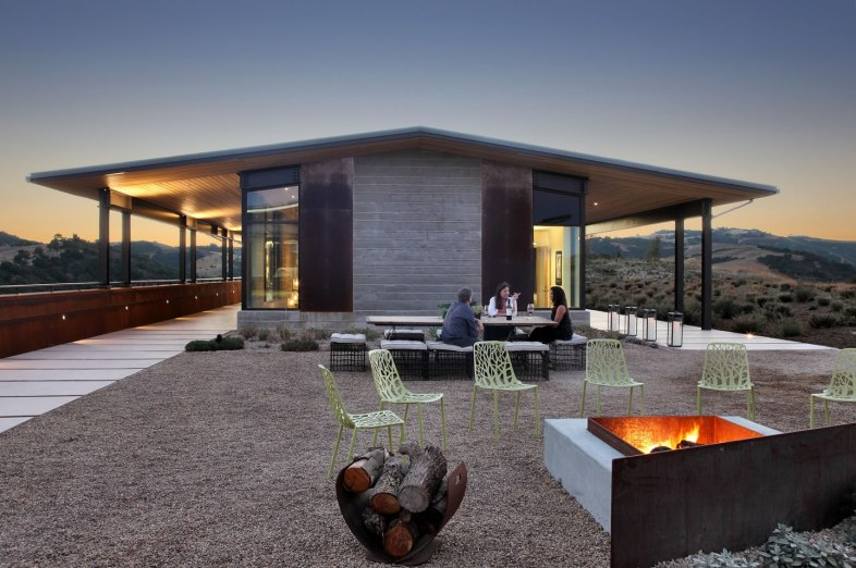 Law Winery - BAR Architects