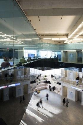 Ryerson University Student Learning Centre - Zeidler Partnership Architects + Snøhetta